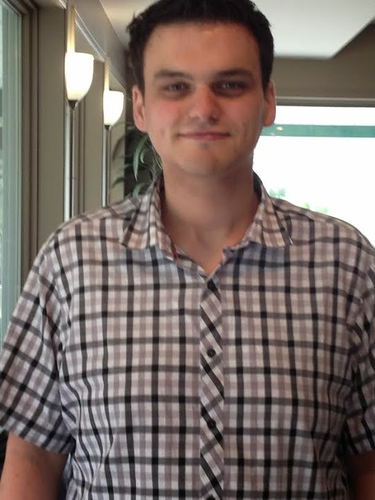 Meet our New Intern Software Developer (Android) Benoît Racine!