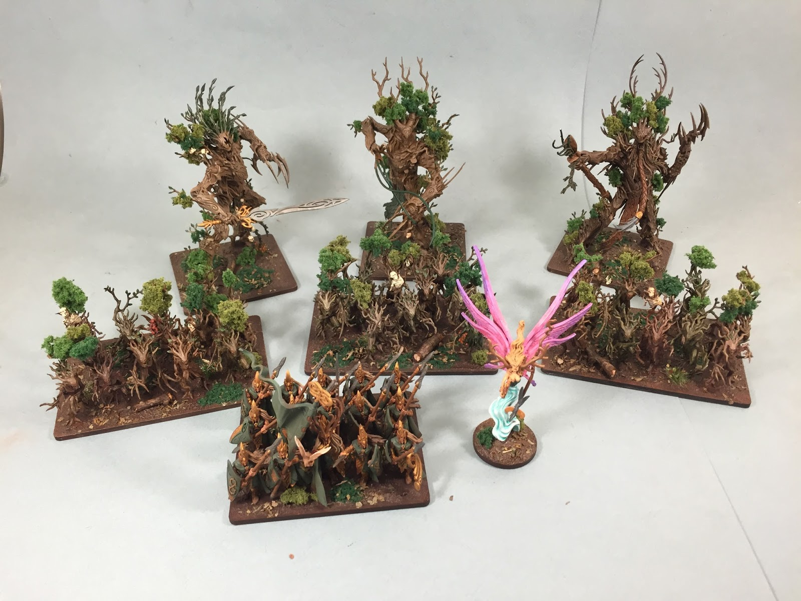Mantic Games Kings of War Entièrement neuf dans sa boîte gobelin Dogons flaire REGIMENT mgkwo 25-1