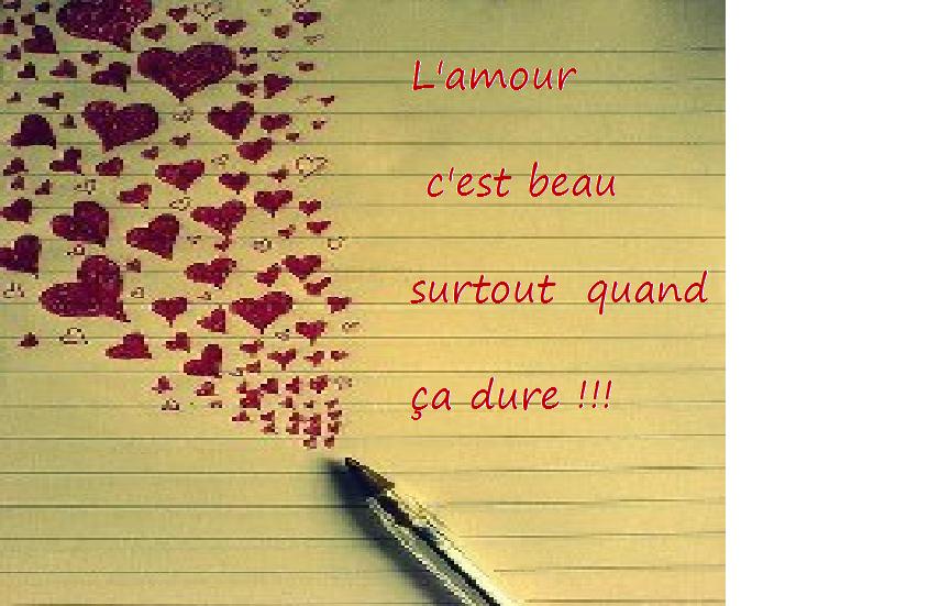 Belles Phrases Damour