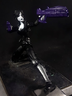 Marvel Legends Domino Action Figure Review