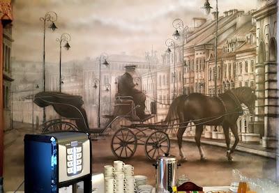 Malarstwo ścienne, artystyczne malowanie ścian, malowanie obrazów na ścianach, murale 3D, artystyczne graffiti