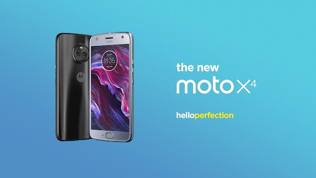 Moto X4 Specification and view