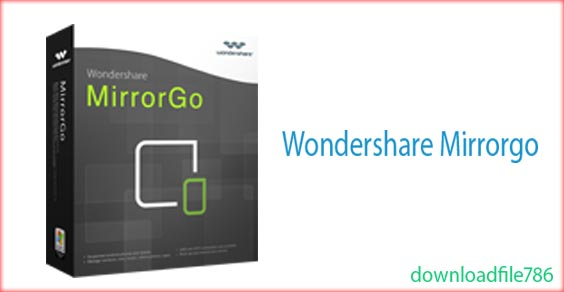 Wondershare Mirrorgo for windows 7