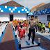 Kenalkan Tertib Lantas Sejak Dini, Satlantas Polres Pasuruan Kota Gelar 'Polisi Sahabat Anak.'
