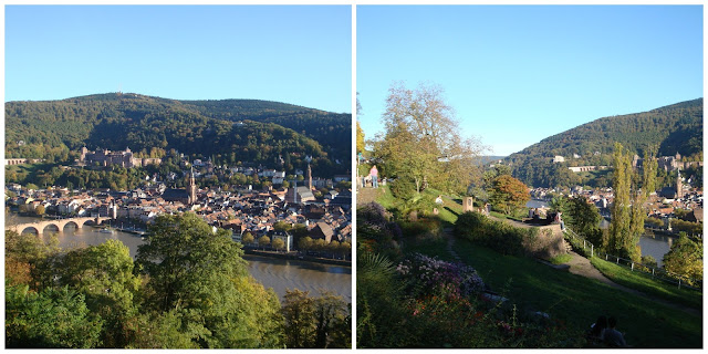 Philosenphenweg em Heidelberg