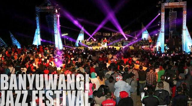 Banyuwangi Jazz Festival 2017