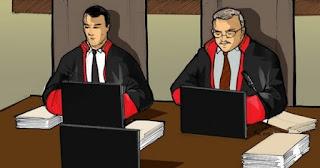 Hakim dan Saksi