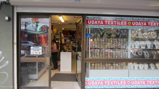 Udaya Textiles Wentworthville