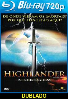 Highlander – A Origem  Dublado 2007