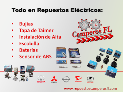 Camperos FL Repuestos Electricos