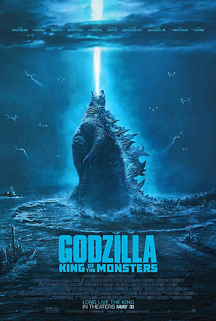 Sinopsis Film Godzilla: King of the Monsters (2019)