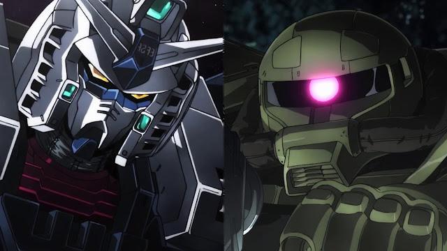 Gundam Thunderbolt Bandit Flower