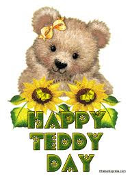 Happy Teddy Day Wishes Image