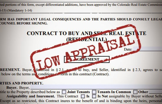 House Einstein: The Low Appraisal - What Your Agent Isn't Telling You