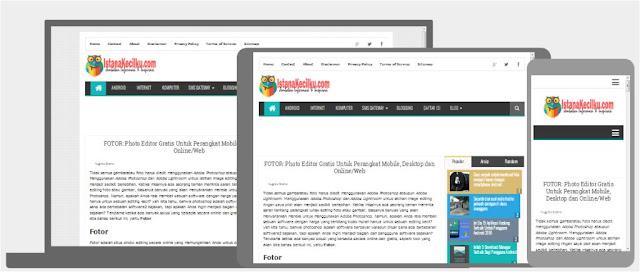 Photo Editor Gratis Untuk Perangkat Mobile, Desktop dan Online/Web