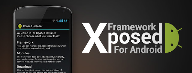 Cara Install Xposed Framework di Smartphone Android Lollipop & Marshmallow