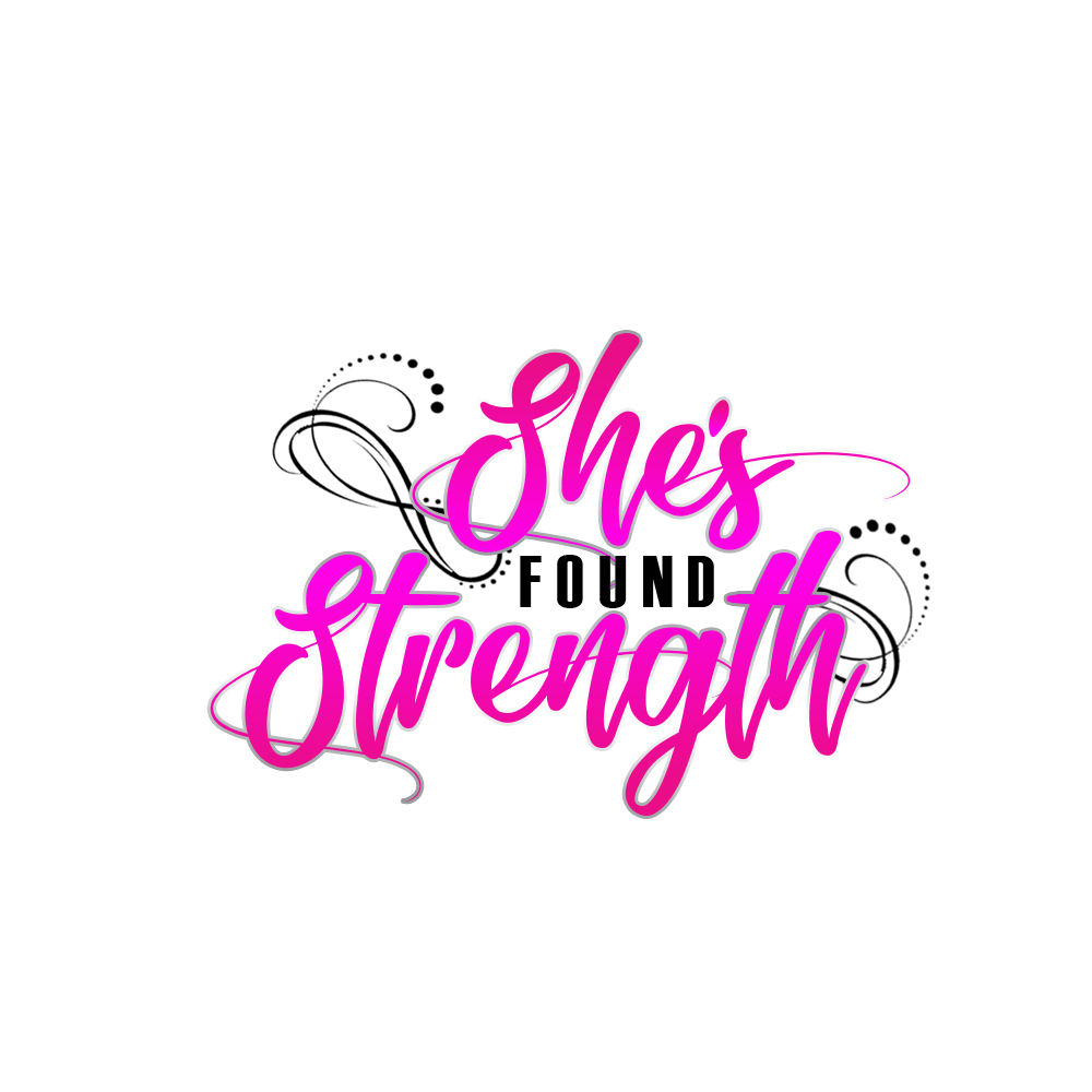 She's Found Strength