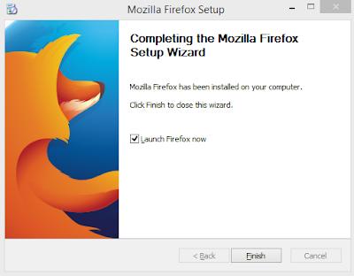 Cara Simple Install Mozilla Firefox di Laptop atau Komputer 3