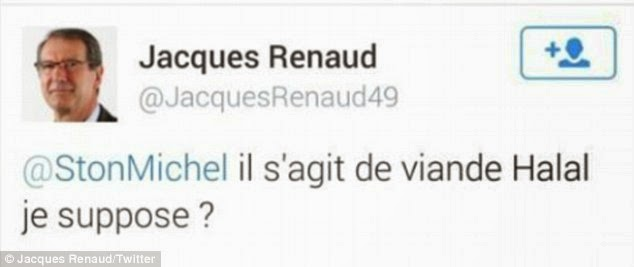 Jacques Renaud tweet