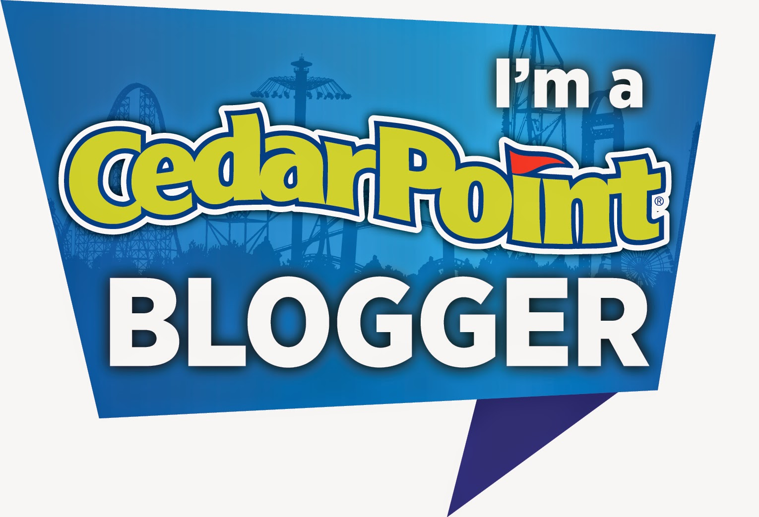 Cedar Point badge