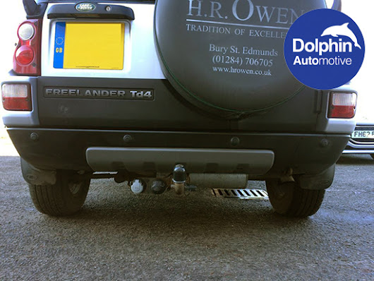 2005 Landrover Freelander Fitted With Parking Sensors