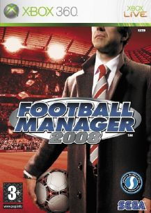 Challenge yourself by taking full control of any of over  Football Manager 2008 [Jtag/RGH]