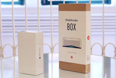 Apple iPhone 6 (MG472LL / A) and Bitdefender BOX (one winner)