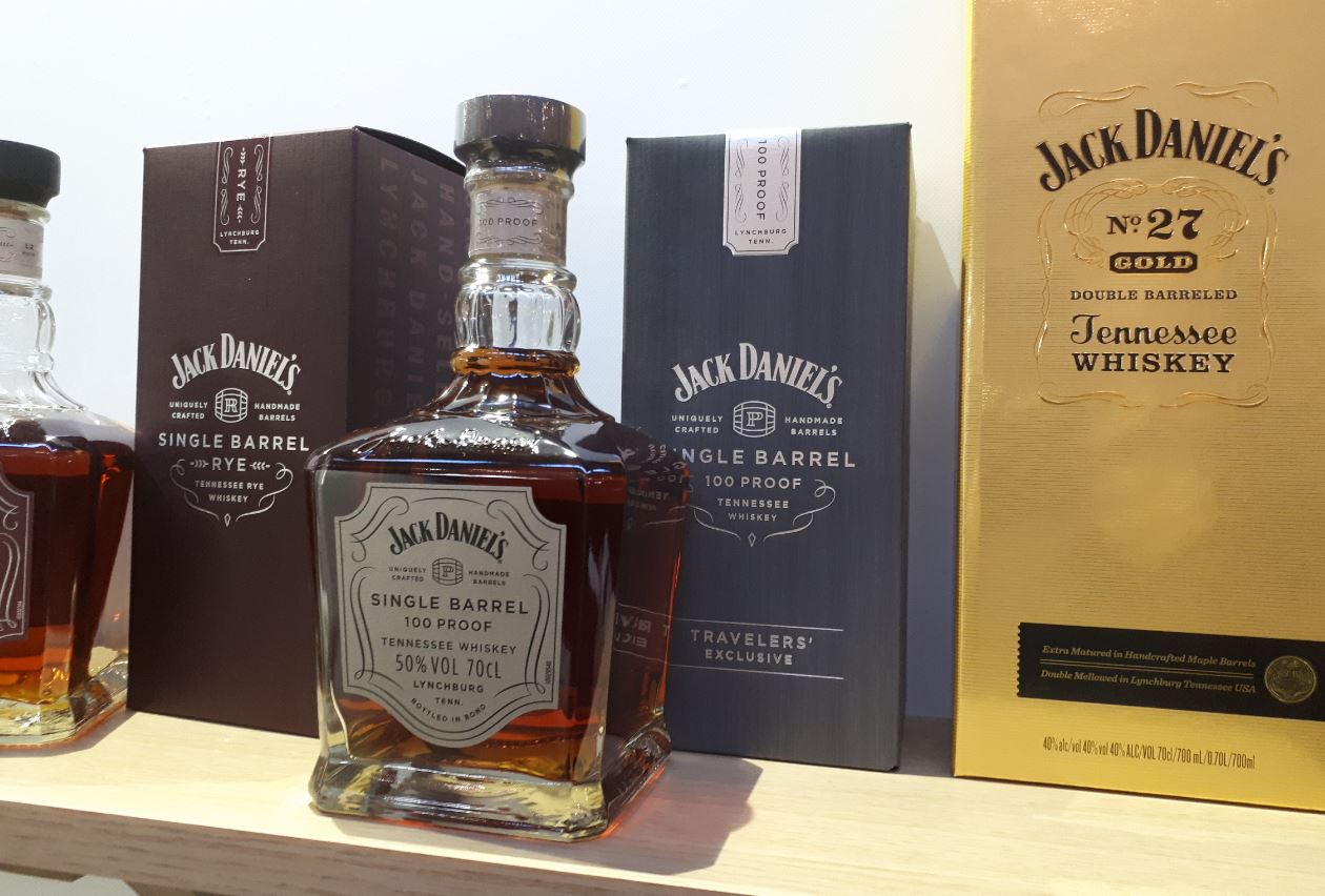 Jack Daniel's - single barrel 50°