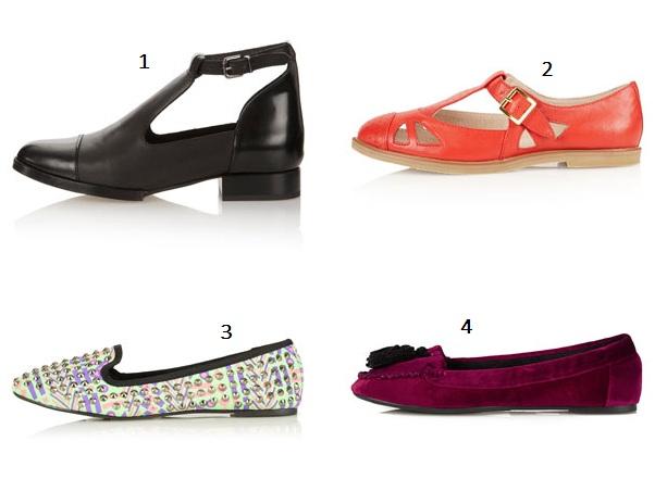 Topshop Shoe Wishlist