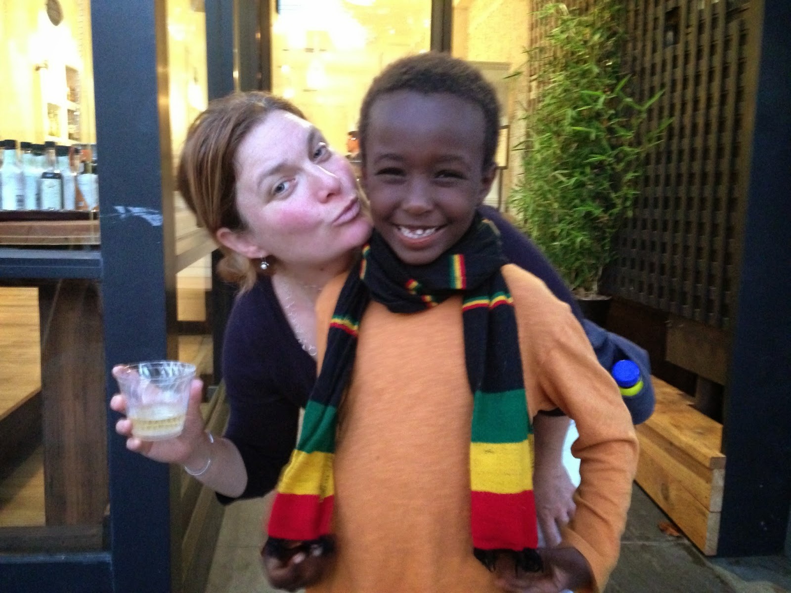The Amharic Project: September 2014