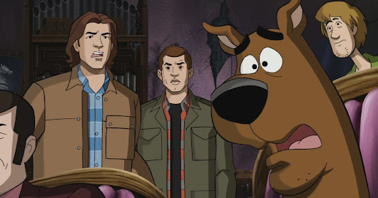 "Supernatural 13x16 ""ScoobyNatural"""