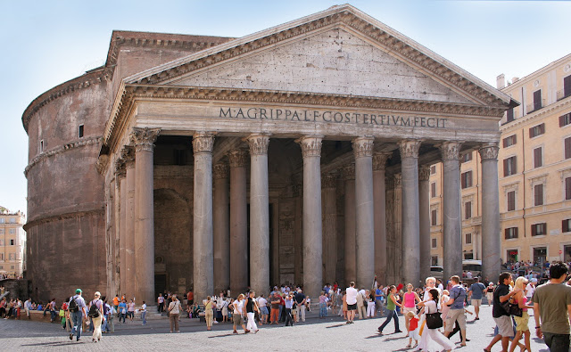 Pantheon - Week-long tours in Rome