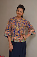 Actress Nikki Galrani at Trailer Launch of movie Team 5 Exclusive Pics ~  048.JPG