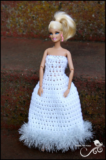 Mamma That Makes Barbie Month 13 Ball Gown V1