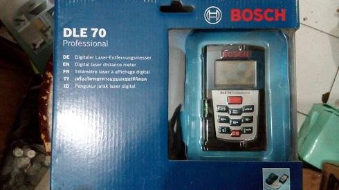 Meteran Laser Bosch