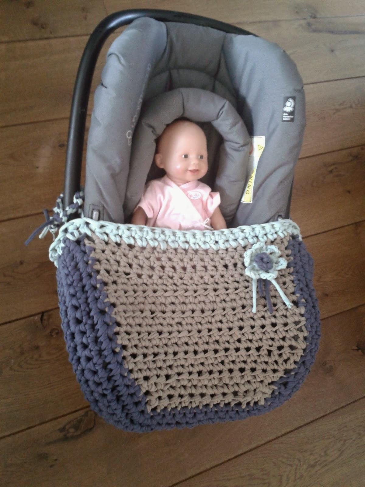 Geliefde Baby Trappelzak Haken At Lq94 Blessingbox