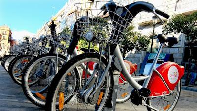 Bersepeda Nyaman Dan Mudah Di Sevilla