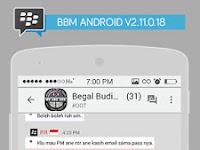 I-BBM Android V2.11.0.18 Apk Terbaru