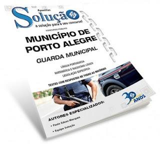 Apostila para Guarda Municipal - Porto Alegre,