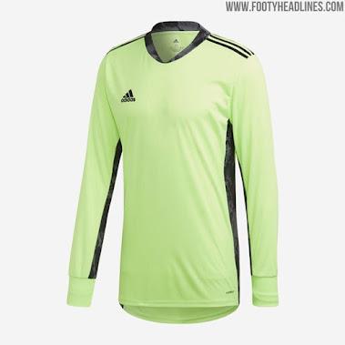 Adidas Euro 2020 & 20-21 Goalkeeper Kit Template Released - AdiPro ...