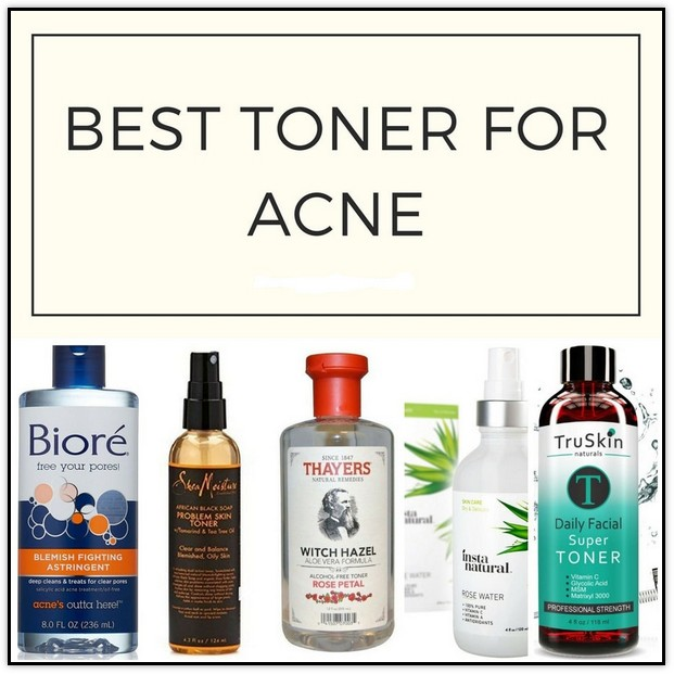 Finest Toner For Acne Prone Skin India<br/>