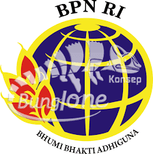 Logo Badan Pertanahan Nasional Republik Indonesia