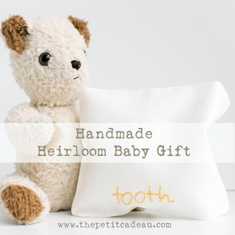 Heirloom Baby Gift