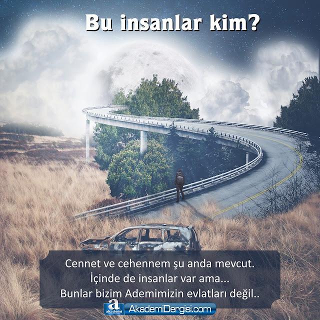 akademi dergisi, Mehmet Fahri Sertkaya, atom cevheri, cennet, cehennem, ılliyyin, siccin, gezegenler, kıyamet, süleyman hilmi tunahan, kabir hayatı, bilinmeyen gerçekler