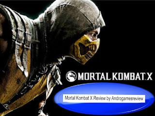 Mortal Kombat X android version