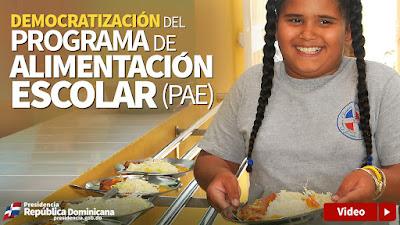 VIDEO: Democratización del Programa de Alimentación Escolar (PAE)