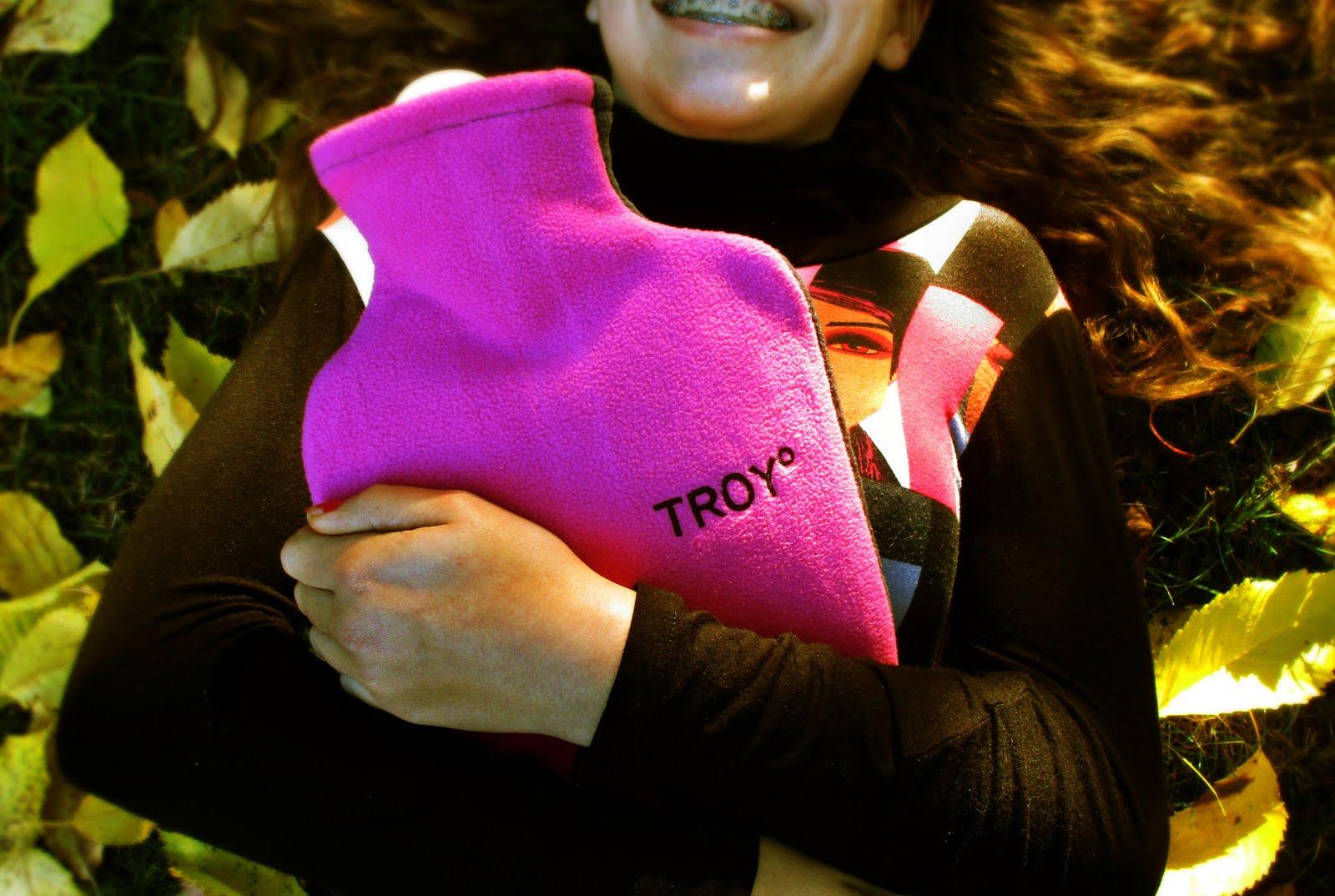 Jaimees Welt: Wärmend durch die kalte Jahreszeit - Jaimee testet die TROY°-Wärmflasche mit ...