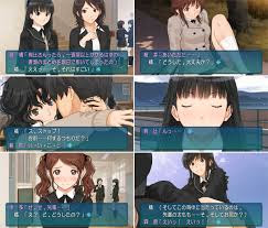Free Download Amagami (Japan) Ps2 For PC Full Version  - ZGASPC