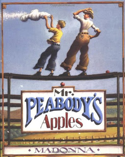 Mr. Peabody's Apples I Book about honesty