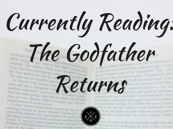 Currently Reading: The Godfather Returns by Mark Winegardner